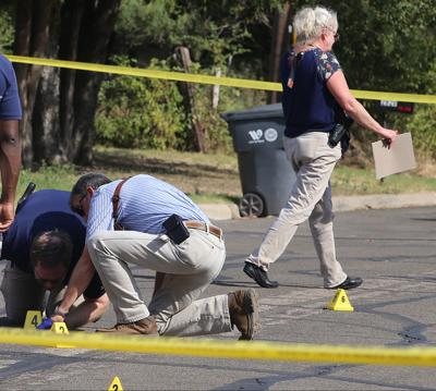 Oakwood Cemetery fatal shooting