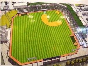 Proposed Baseball Stadium