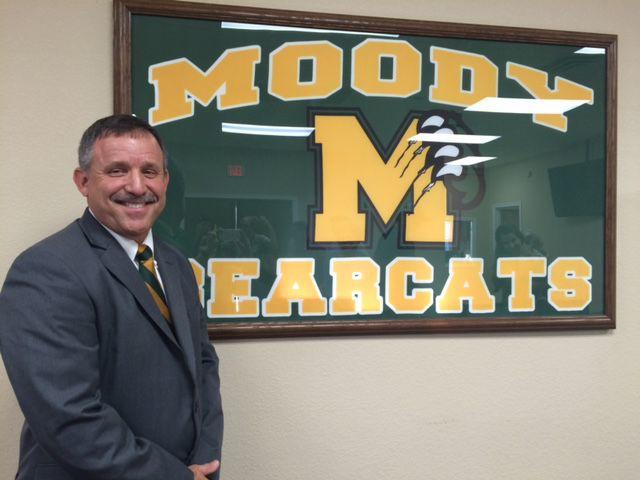 Superintendent Gary Martel