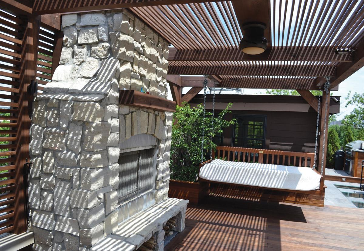 Spring Homes Rooftop Decks