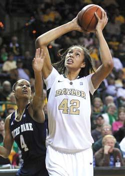 Tribune-Herald all-Big 12 women's basketball team