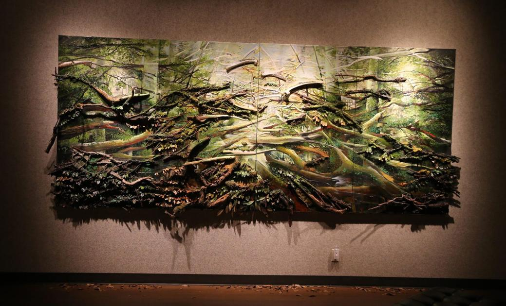 Wonders of nature: Waco art shows find inspiration in ...