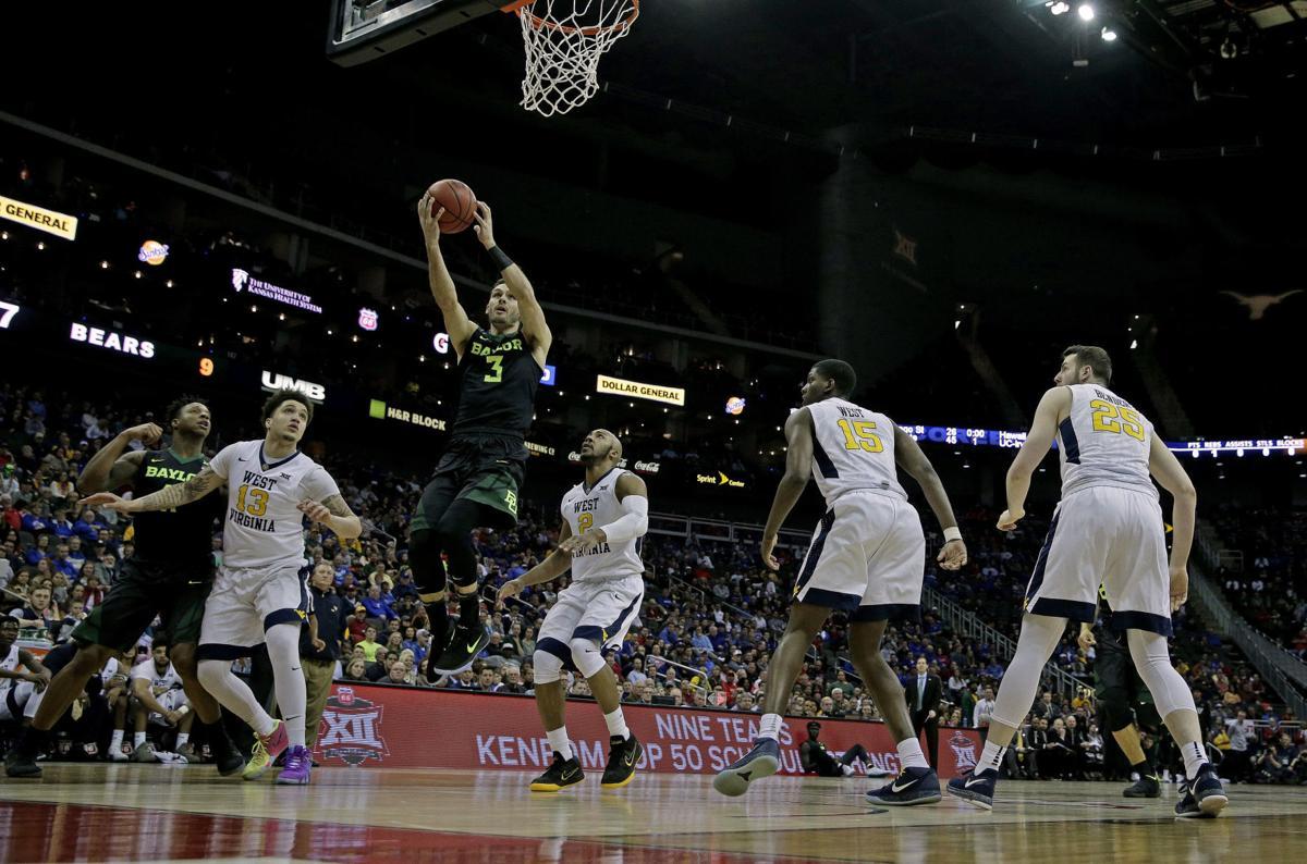 B12 Baylor West Virginia Basketball