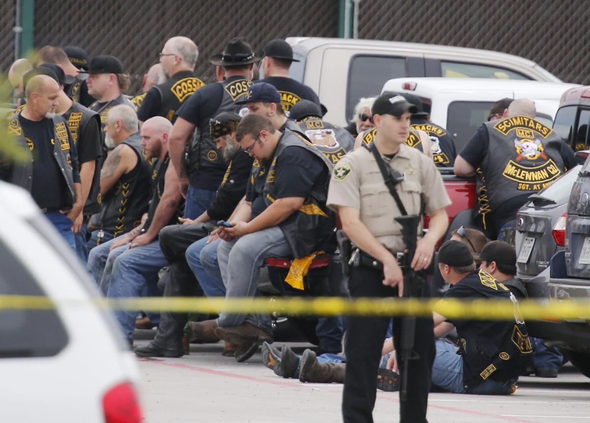 Jailed biker suspects in Twin Peaks shooting from across