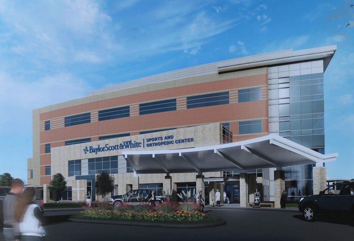 Work underway on $50 million sports medicine center at