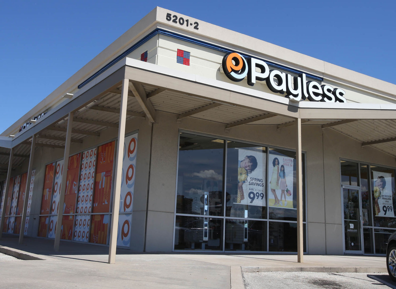Local Payless ShoeSource store to close
