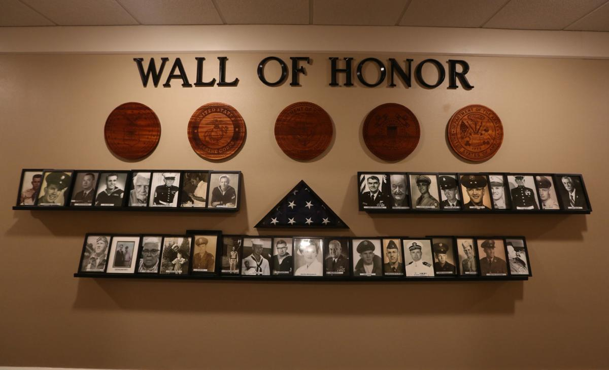 Delany Wall of Honor.
