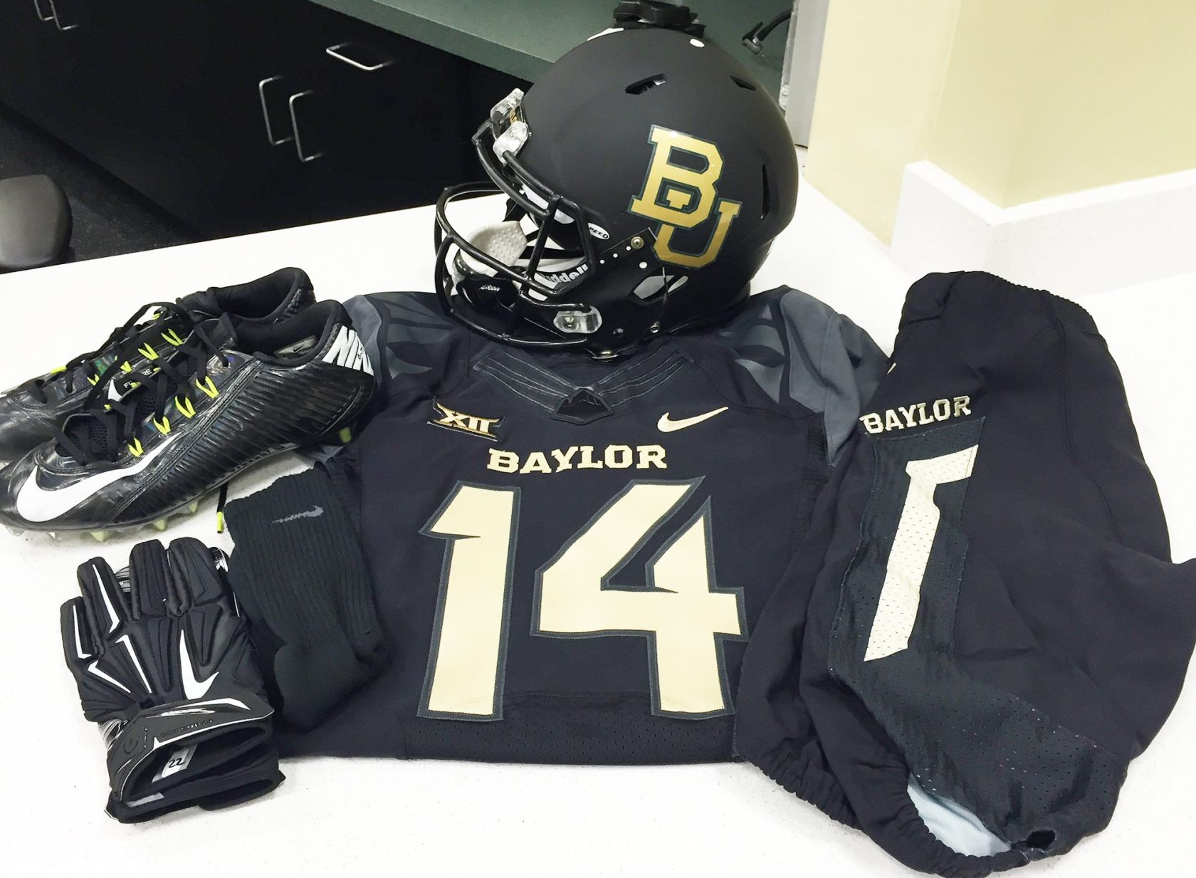 Baylor S Endless Variety Of Uniforms Has Given Football