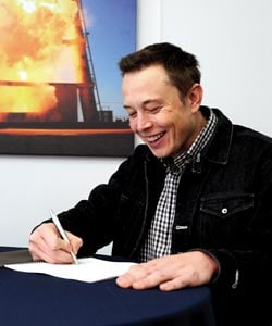 SpaceX: Blasting into the future — A Waco Today interview with Elon Musk