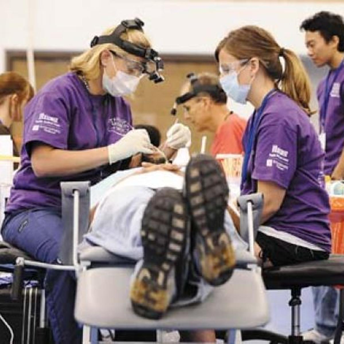 About 1,000 treated at free Waco dental clinic | News