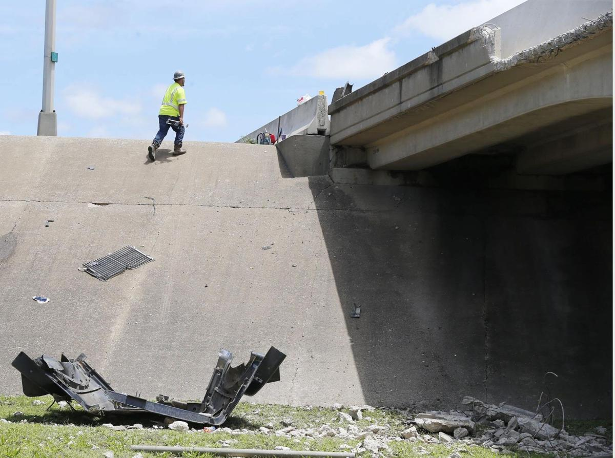 Two accidents close northbound I-35 for 4 hours | Traffic