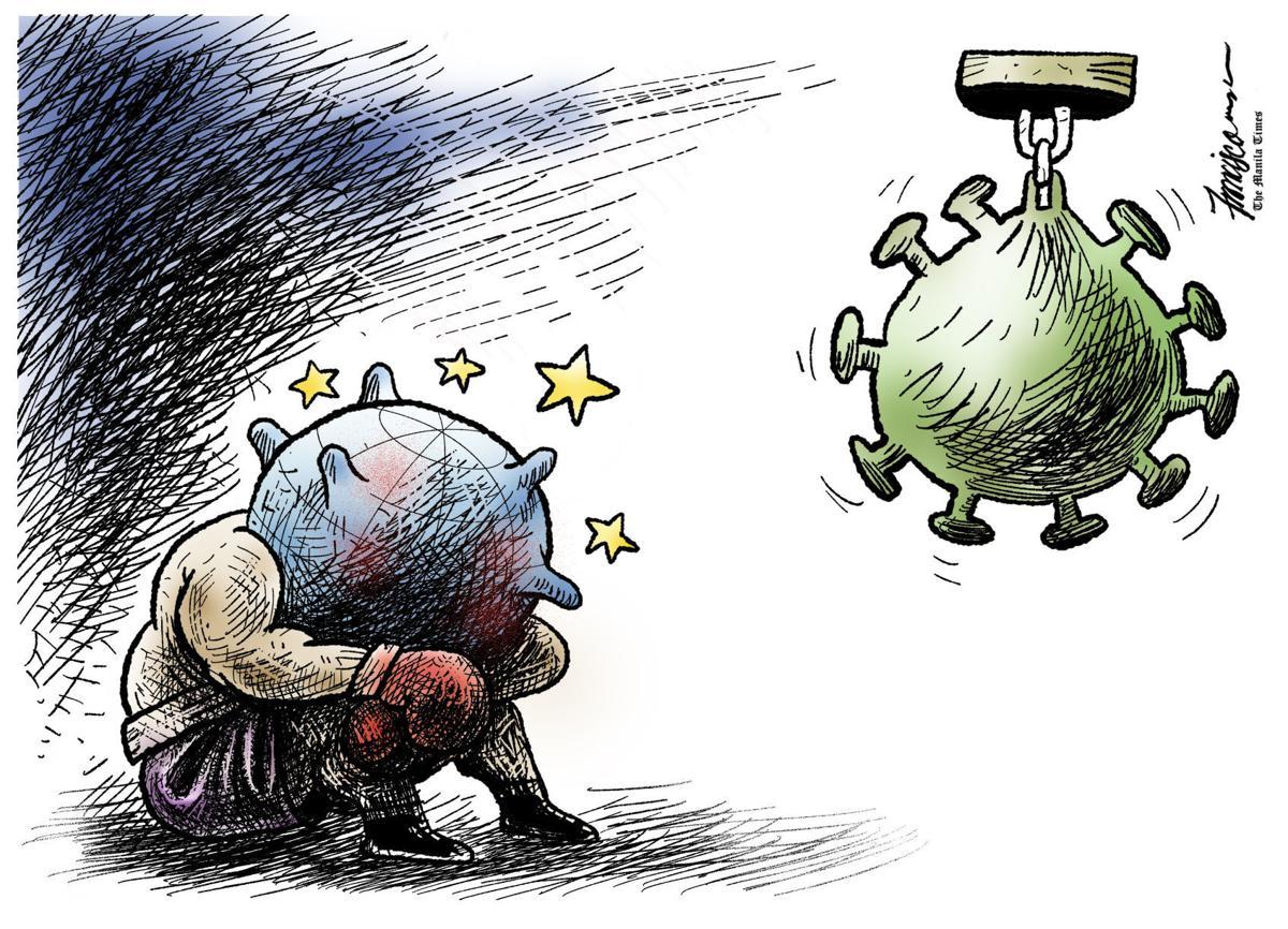 Sunday cartoon