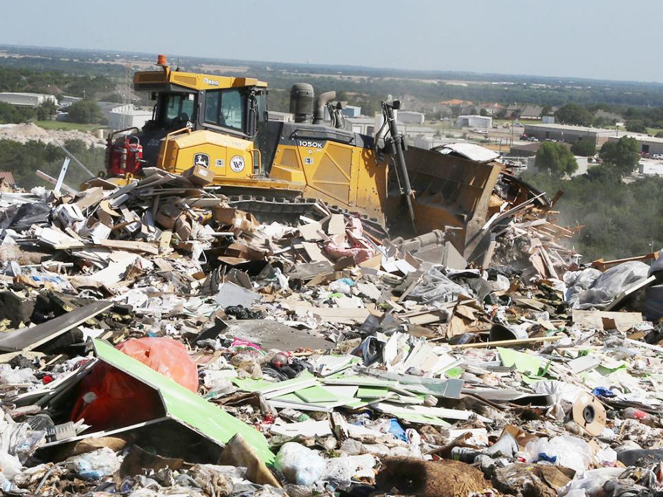 Peer-city analysis shows Waco landfill site would be closer to neighborhoods than most
