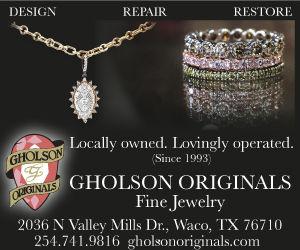 Gholson Originals Ad