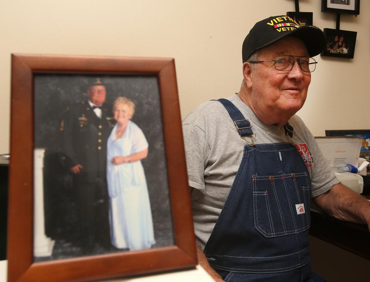 Veteran Graham