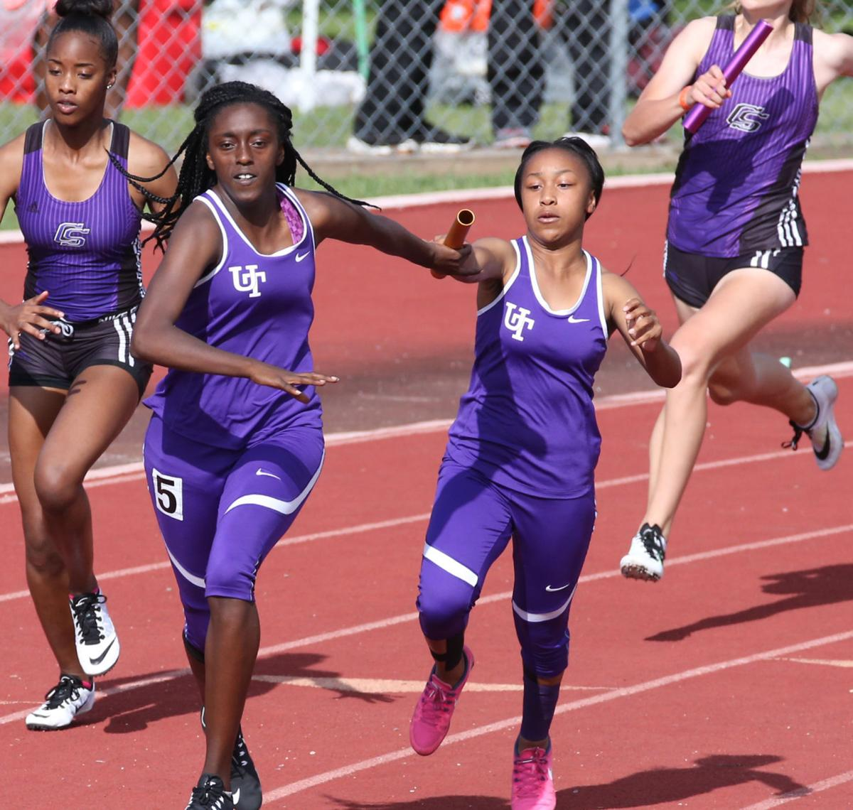 texas football district 8 5a track and field meet