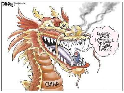 Tariffs - China - Farmers