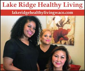 Lake Ridge Healthy Living Ad