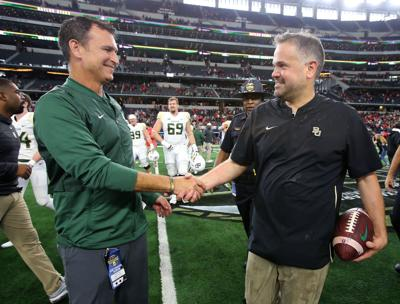 Bowl Has Numerous Benefits For Rhule S Program Baylor