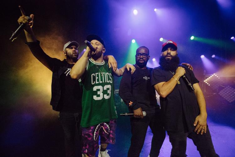Andy Mineo and group