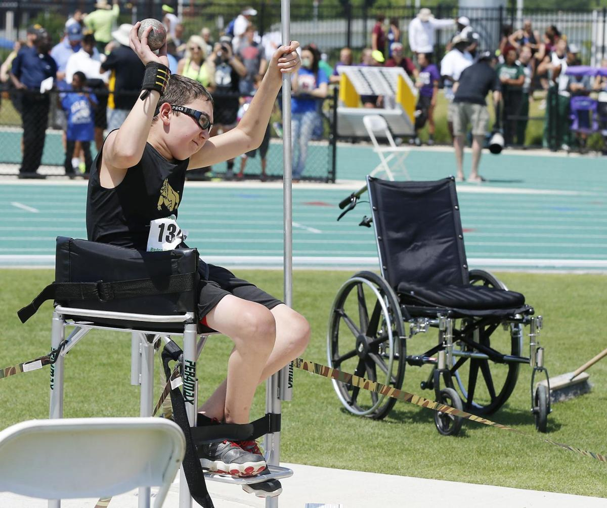 Astounding Mcgregor Teen To Compete In Wheelchair Division At Uil State Download Free Architecture Designs Scobabritishbridgeorg