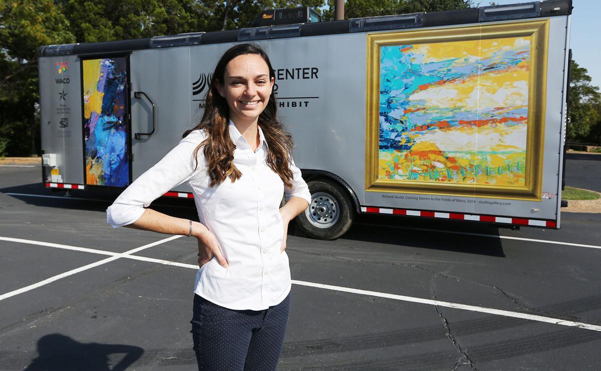 Art Center trailer