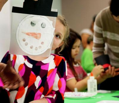 Crafty Kids Create Projects At Waco Library Community News