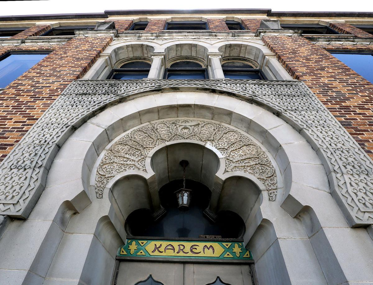 Grand Karem Shrine building