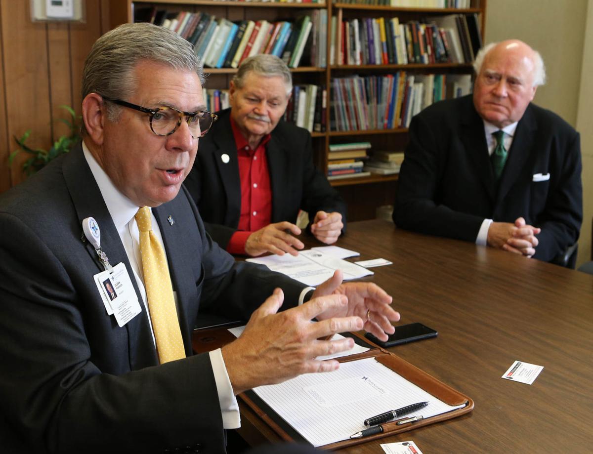 Old Hillcrest Baptist Medical Center Up For New Statewide Challenge