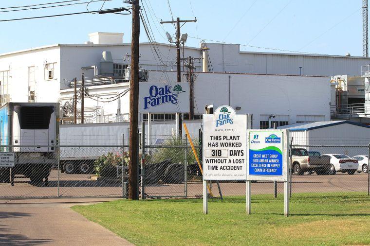Oak Farms plant