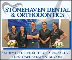 Stonehaven Dental and Orthodontics Ad