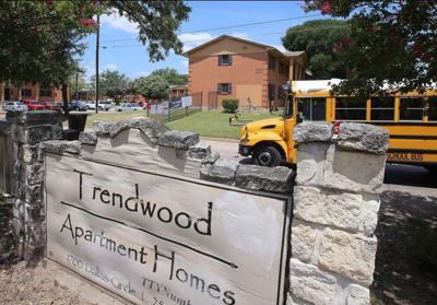 City taking code enforcement action at Trendwood Apartments