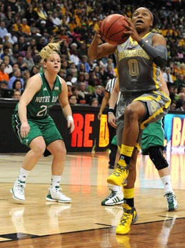 No. 3 Lady Bears back home to resume quest for national title