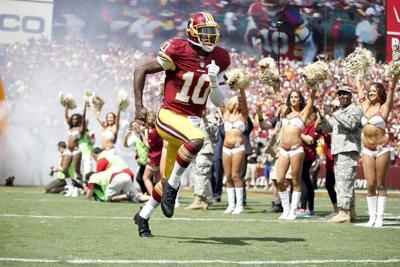 RG3 eager to start against Vikings  a4f75248b