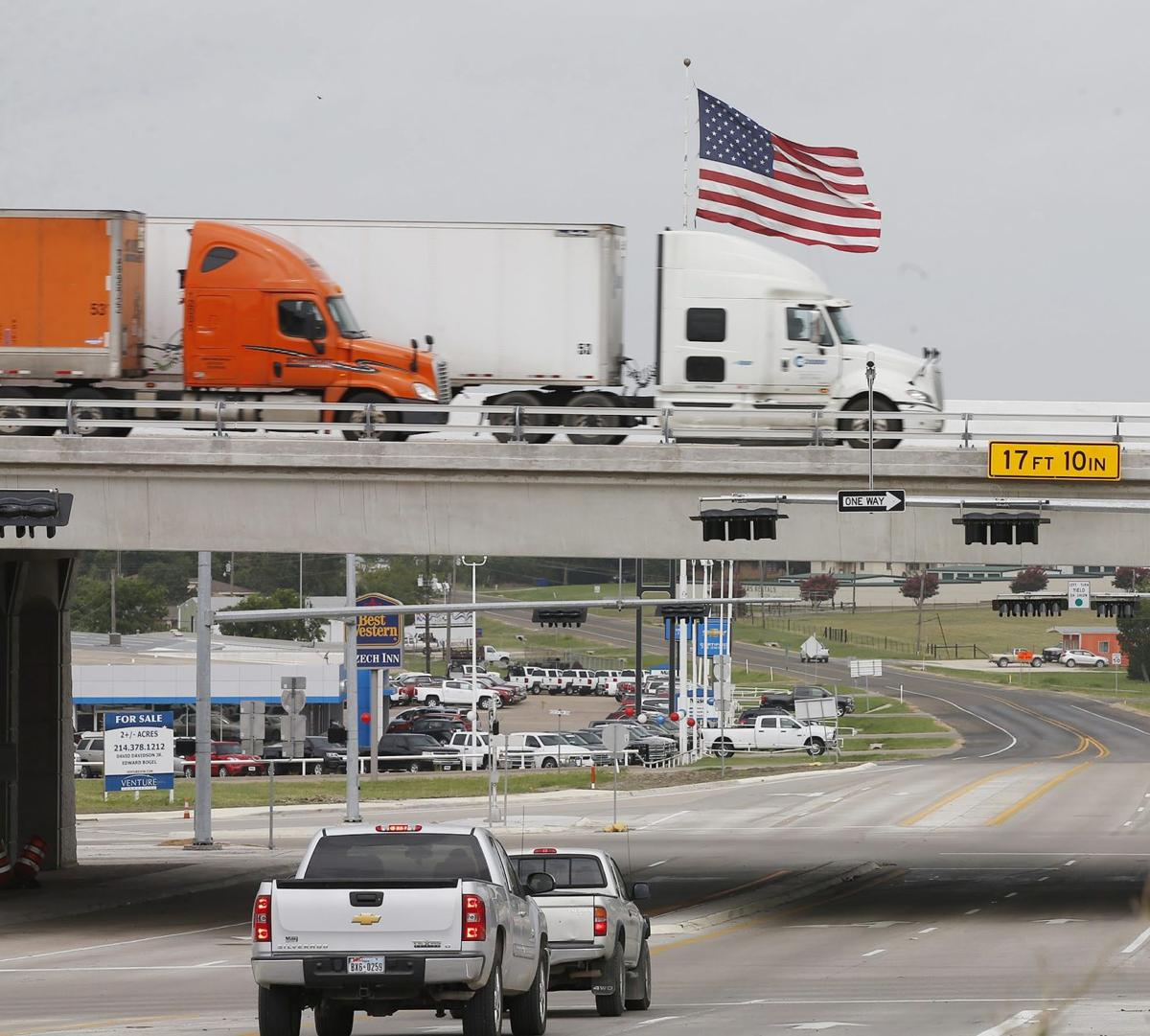 I-35 construction virtually complete north of Waco | Roads