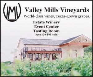 Valley Mills Vineyards Ad