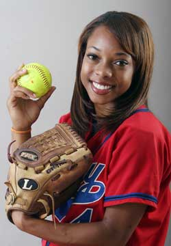 SUPER CENTEX SOFTBALL TEAM: Midway pitcher Ward dominated with K's, MVP award and state title