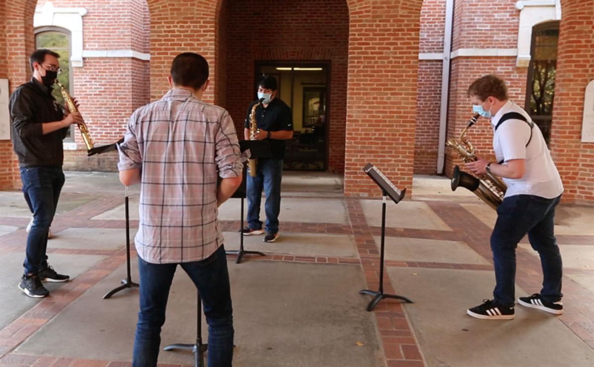 Amet Saxophone Quartet