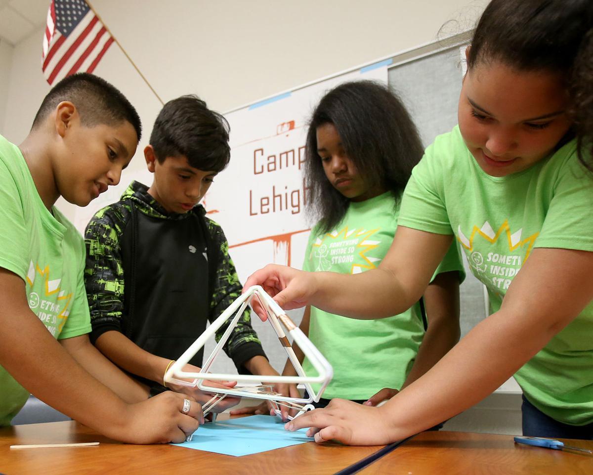 Freedom School activities