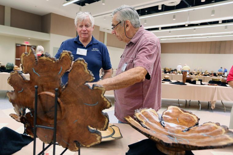 Woodworkers symposium in Waco sets attendance record | Local