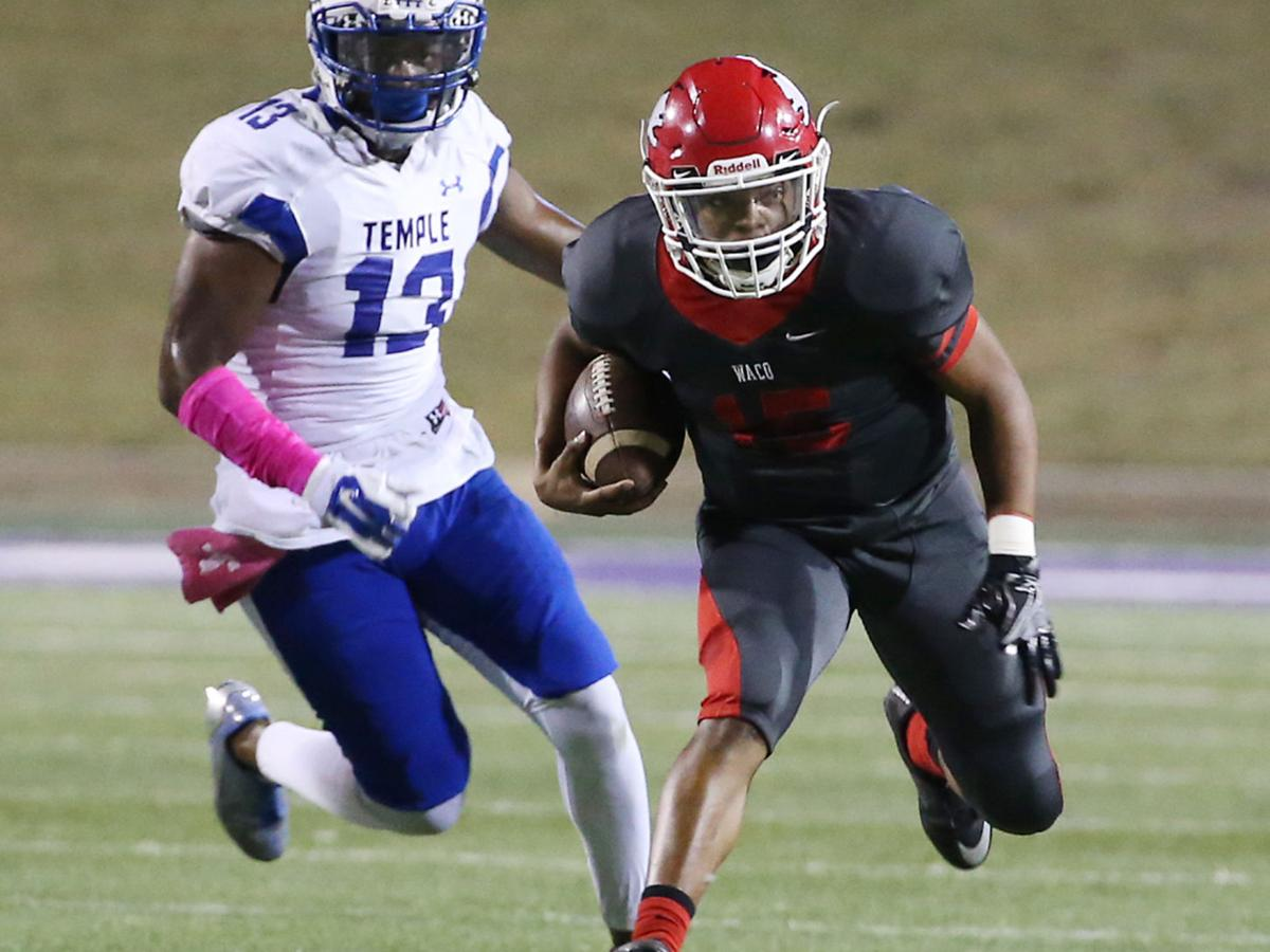 Waco High, Temple set to square off in one of area's oldest rivalries