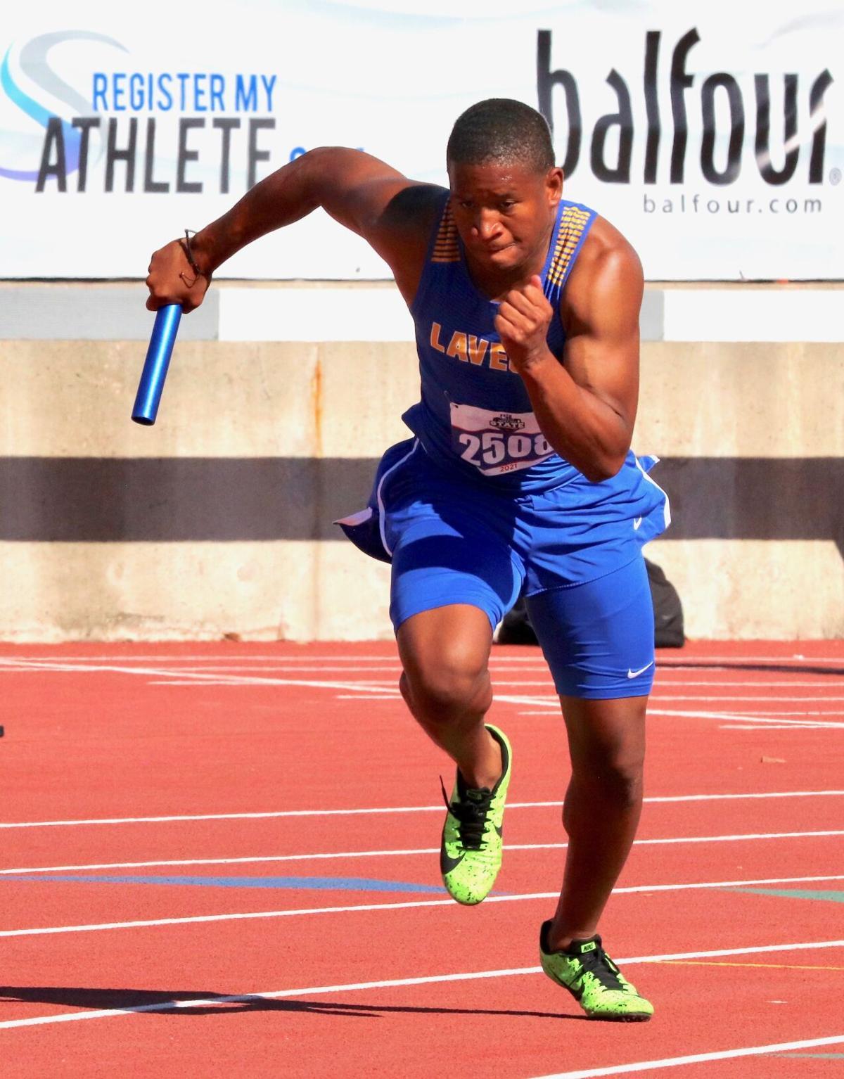 La Vega state track