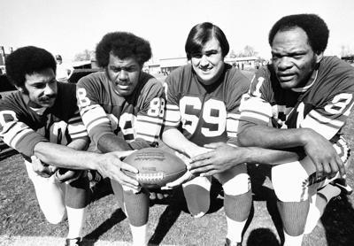 NFL at 100 Nicknames Football