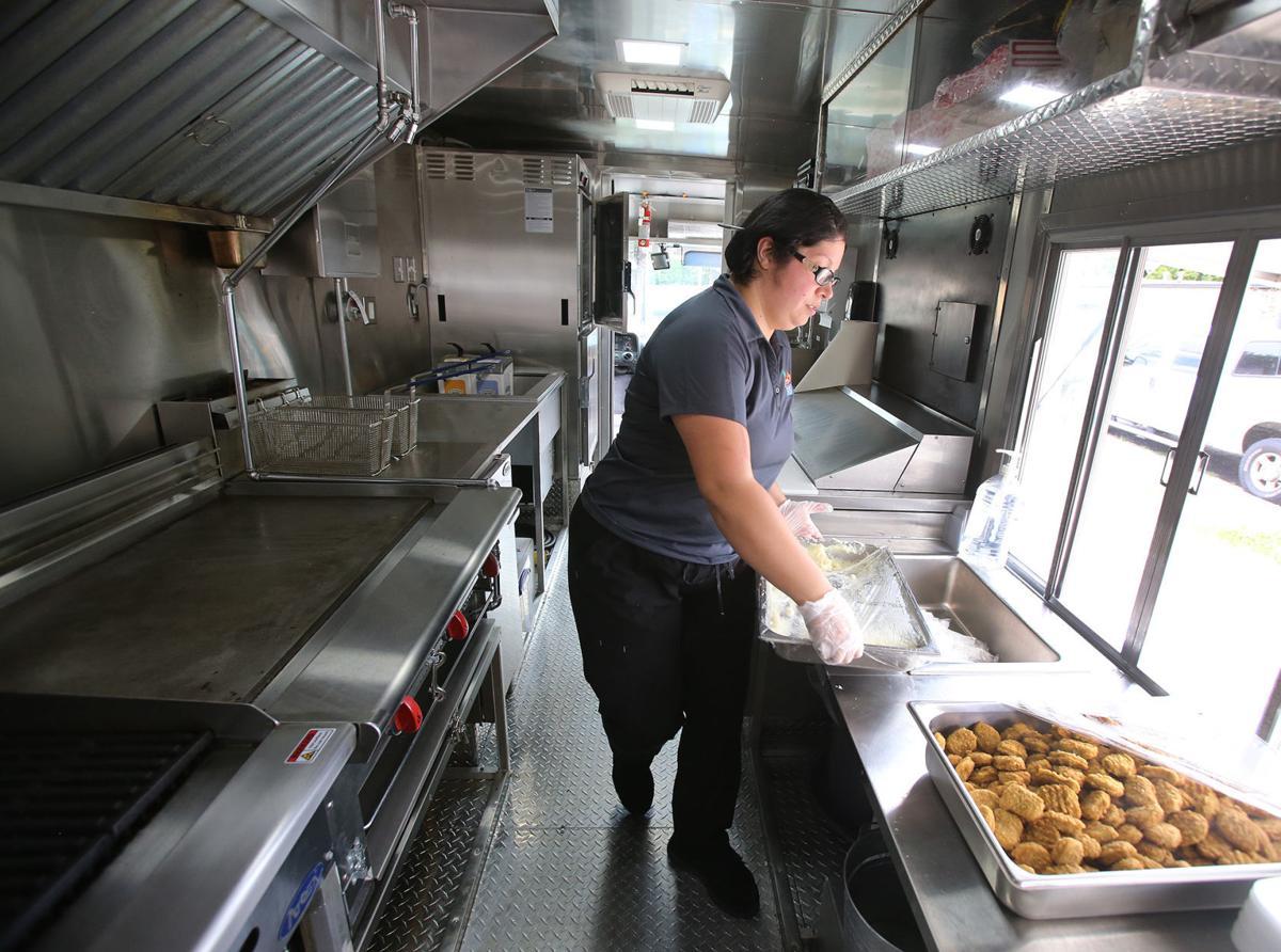 Waco ISD food truck