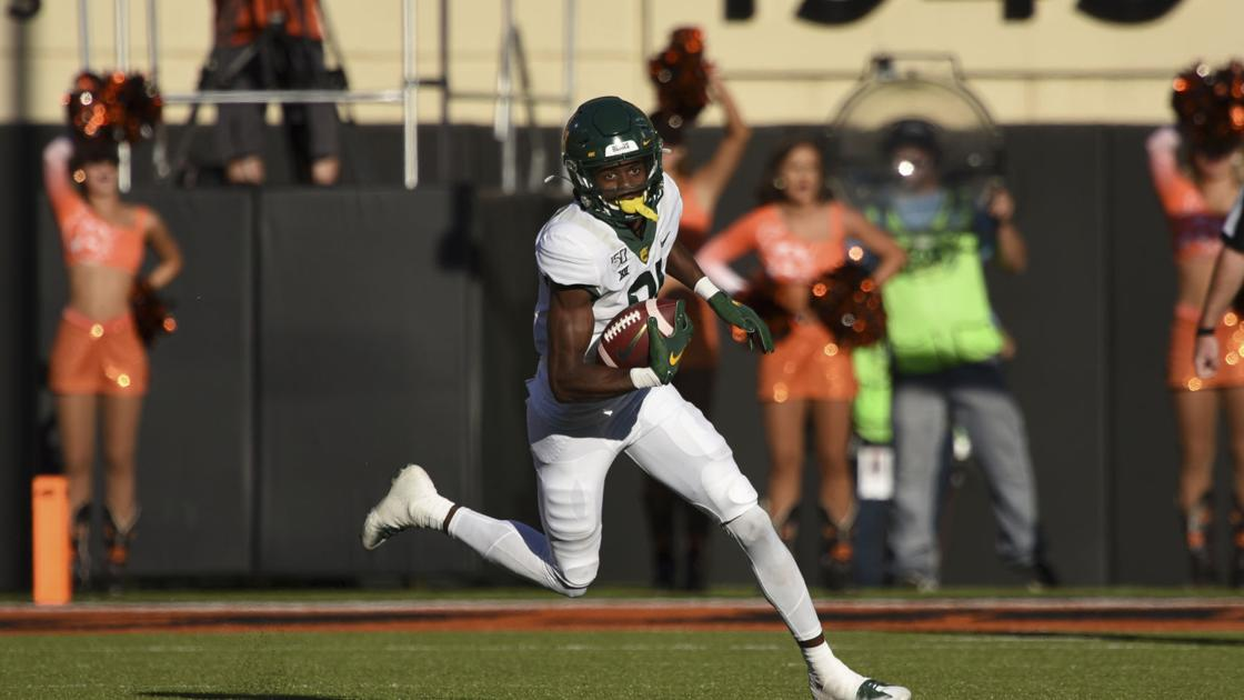 Baylor hands out single digits to 10 players