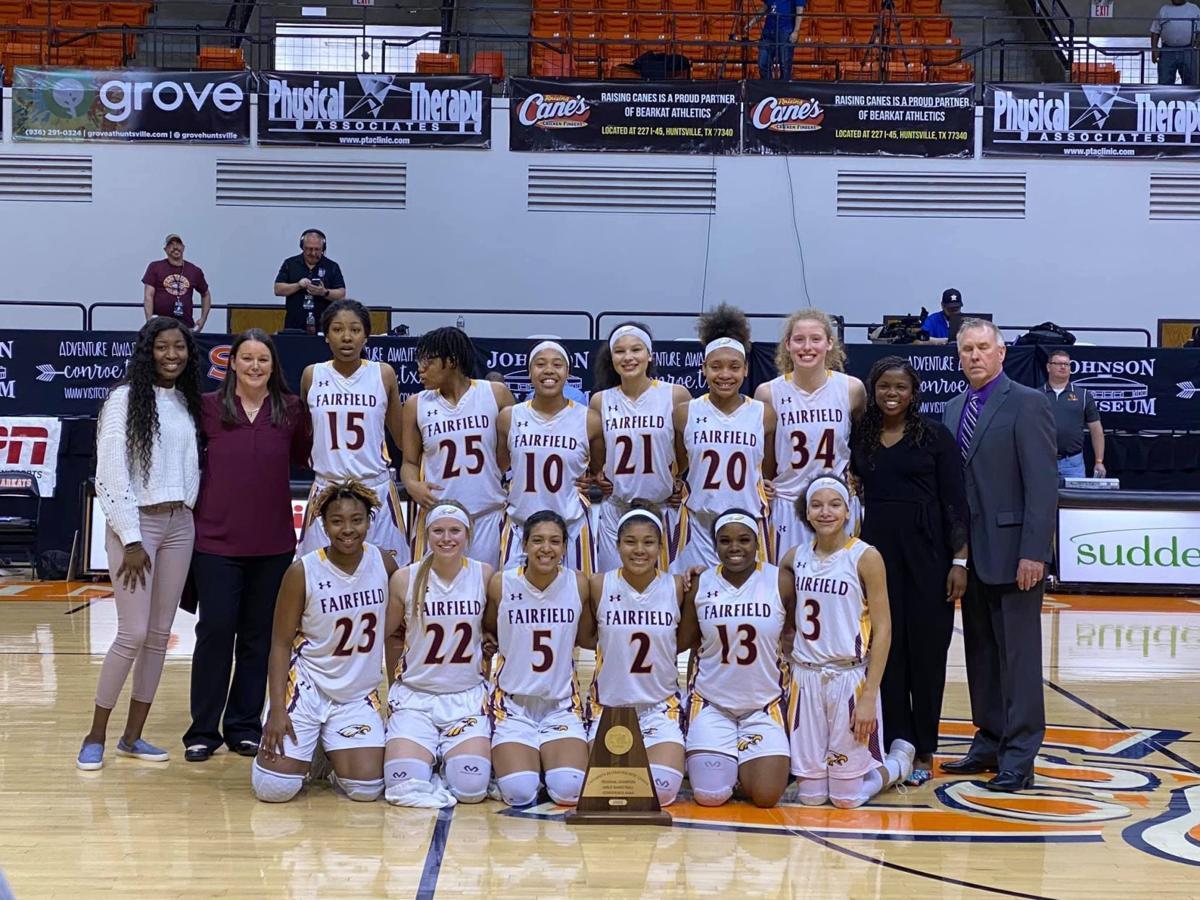 Fairfield girls basketball