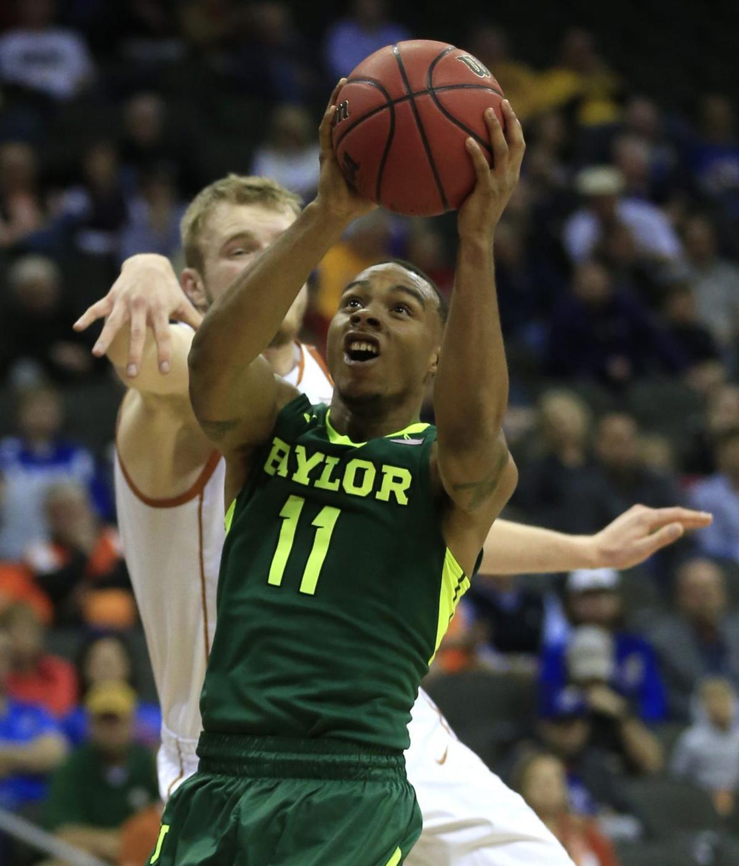B12 Texas Baylor Basketball