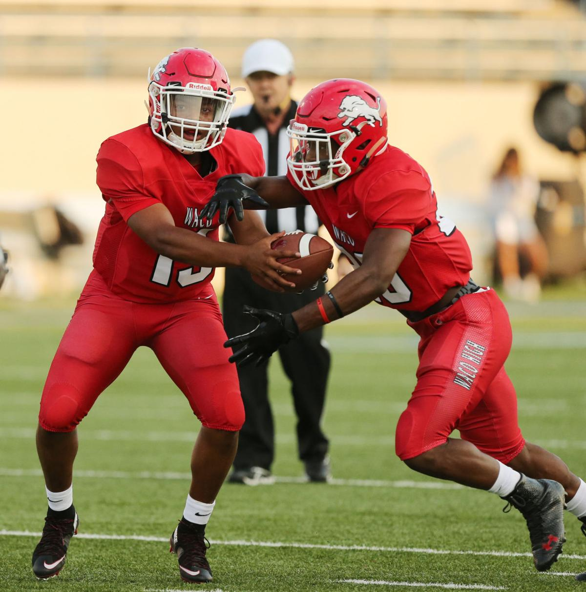 Waco High Lions SA Roosevelt Roughriders