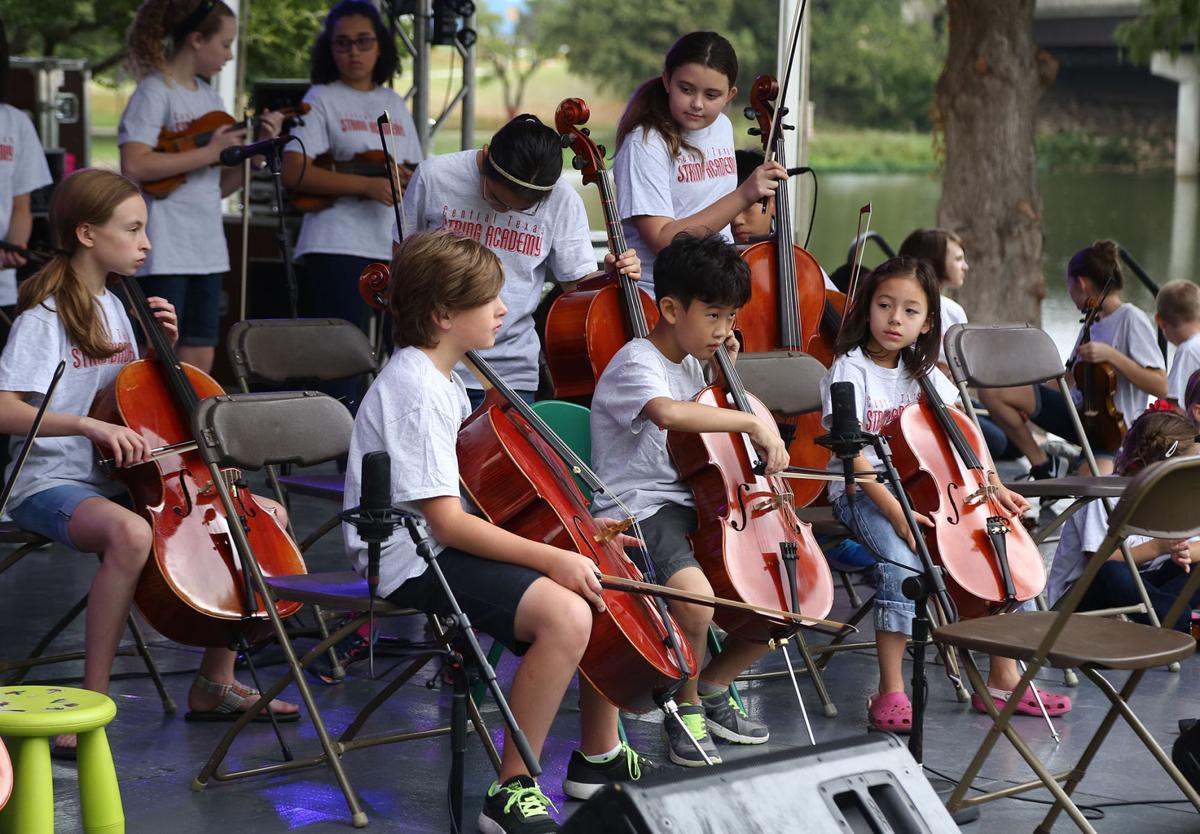 Cultural Arts Fest music