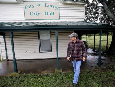 Leroy Mayor Ernest Moravec (copy)